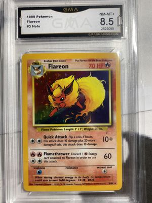 Jungle set Flareon from 1999 for Sale in Ontario, CA