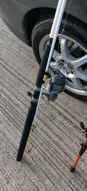 Fishing pole for Sale in Grand Prairie, TX