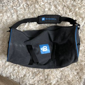Bodybuilding com Duffle Bag Gym Bag for Sale in Las Vegas, NV