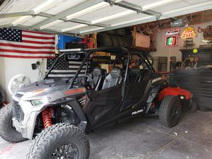 Rzr turbo S stock cage ONLY CAGE FOR SALE for Sale in Perris, CA
