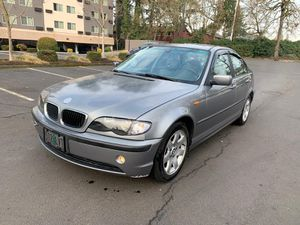 2004 BMW 3 Series 325i for Sale in Portland, OR