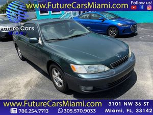1999 Lexus ES 300 Luxury Sport Sdn for Sale in Miami, FL