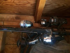 ***Fishing Rods*** for Sale in Mesa, AZ