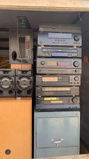 Receivers 80 / 130 dlls!!! for Sale in Tulare, CA