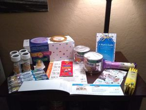 Similac Enfamil Baby Formula Sample Box for Sale in Surprise, AZ