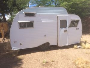 Vintage Serro Scotty Sportsman Camper RV for Sale in Las Vegas, NV