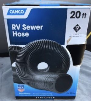 Brand new RV sewer hose. Never used. 20 feet long. for Sale in Sevierville, TN