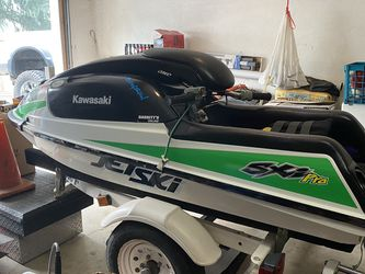 Kawasaki 750sxi Pro Stand Up Jet Ski for Sale in Salem,  OR