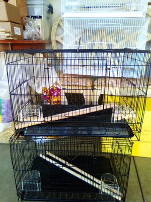 New Bird Cage 19x13x13 for Sale in Irwindale, CA