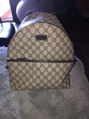 New Gucci back pack for women for Sale in Anaheim, CA