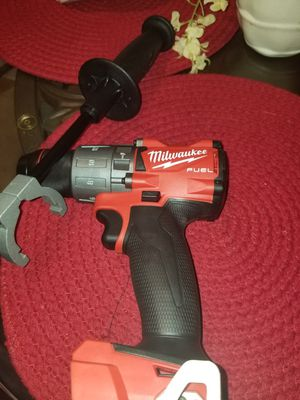 Milwaukee Fuel Brushless Hammer drill only tool 2804-20 solo la herramienta for Sale in Winter Springs, FL