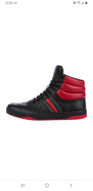 Gucci Sneakers mens size 13 US for Sale in Forest Heights, MD