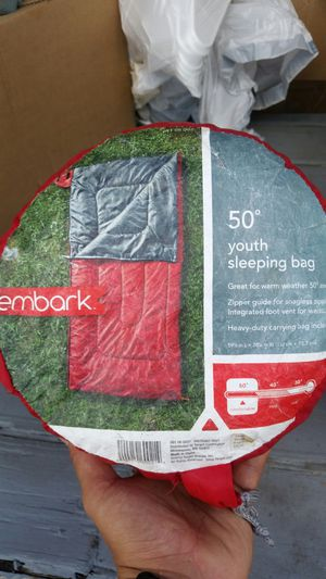 Youth sleep bag for Sale in Stockton, CA