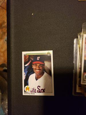 Sammy Sosa Baseball card for Sale in Long Beach, CA