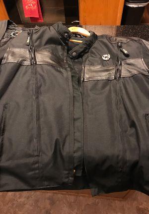 3x motorcycle jacket for Sale in Woodbury, NJ