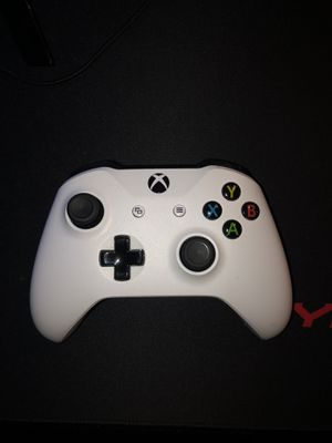 Xbox one s with pub G on it , games black ops 3 and madden 18 for Sale in Midland, MI