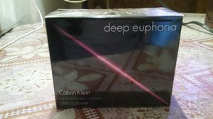 Original perfume deep euphoria by calvin klein for Sale in Gardena, CA