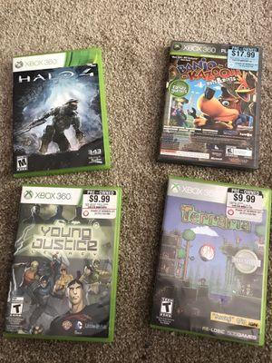 6 Xbox 360 games for Sale in Danville, CA