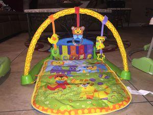 Baby walker, door swing, kick and play mat for Sale in Las Vegas, NV
