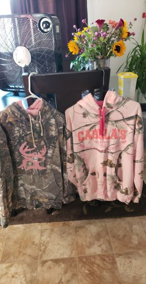 Bushmaster & Cabelas Hoodies for Sale in Plymouth, MI