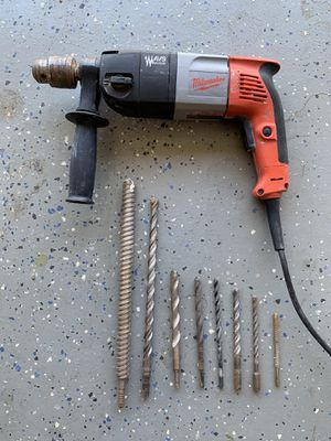 "Milwaukee 1/2"" hammer drill Jacobs chuck for Sale in Gilbert, AZ"