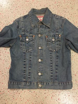 True Religion Denim Jacket for Sale in Washington, DC