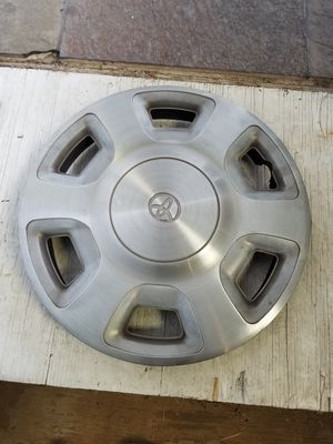 Cover cap rim Toyota 92-97 metallic stainless steel for Sale in Ontario, CA