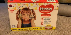 Huggies Baby Wipes for Sale in Austin, TX