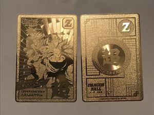 Goku and friends Metal Dragonball Card for Sale in West Palm Beach, FL