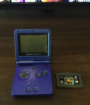 Game boy Advanced SP for Sale in Delta, CO