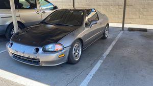 Honda Del Sol93 for Sale in Fresno, CA