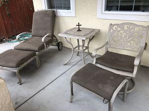4-Piece Patio Set $40 for Sale in Orange, CA
