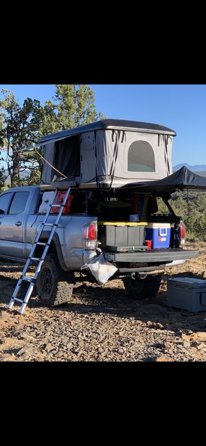 Roof tent, for 2/camping for Sale in Phoenix, AZ