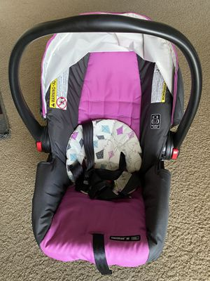 Car Seat : Graco SnugRide Click connect 30 infant for Sale in Ashburn, VA