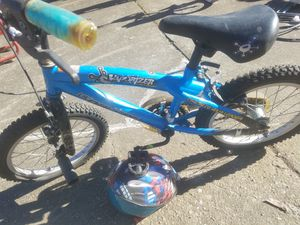 Kids bike with hamlet for Sale in Tracy, CA