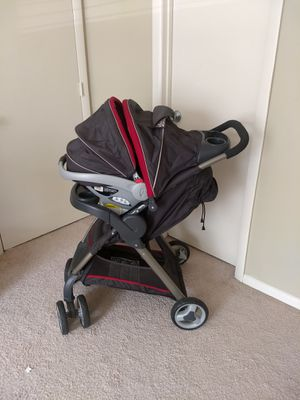 Graco Baby Travel System click connect for Sale in Richmond, VA