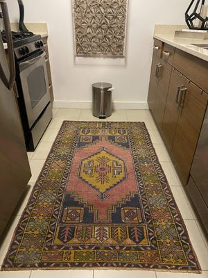 Kilim Turkish Rug 68'x39' for Sale in New York, NY