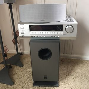 ONKYO Stereo System - Speakers - Receiver - Excellent Condition for Sale in San Diego, CA