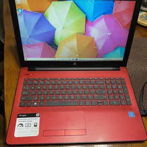 "Hp 15"" Laptop for Sale in Las Vegas, NV"