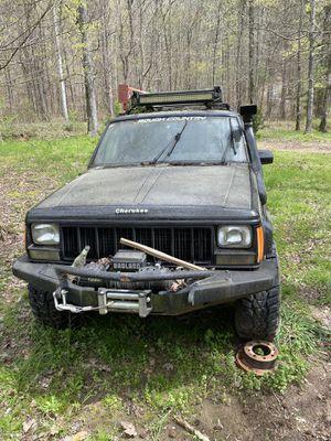 1991 Jeep Cherrokee xj for Sale in Summerville, GA