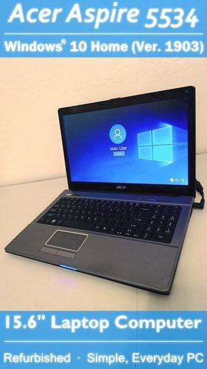 "Acer Aspire PC | 15.6"" Laptop Computer | Microsoft Windows 10 Home for Sale in Phoenix, AZ"