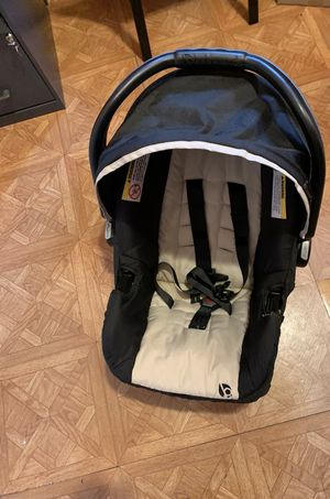 Car seat cover and seat with stroller for Sale in Boston, MA