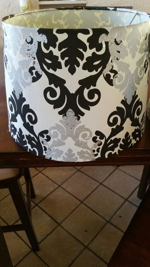 Two beautiful lamp shades for Sale in San Diego, CA