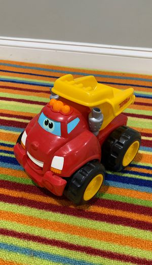 Baby toy dump truck for Sale in Alexandria, VA