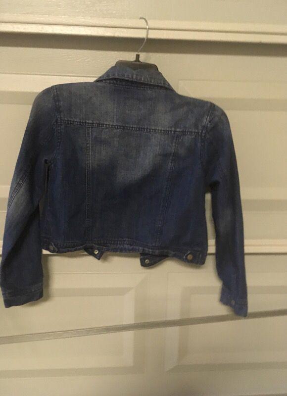 Jacket denim JR size xL