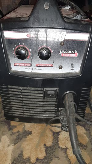 Lincoln welder Mig for Sale in St. Louis, MO