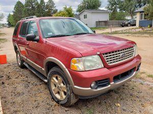 2003 ford explorer for Sale in Elizabeth, CO