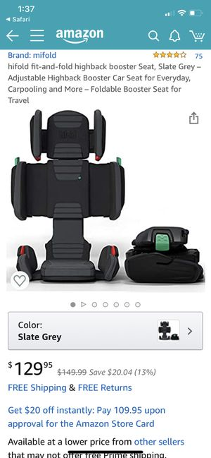 Booster seat for Sale in Visalia, CA