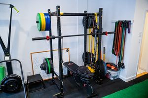Squat rack for Sale in Brooklyn, NY