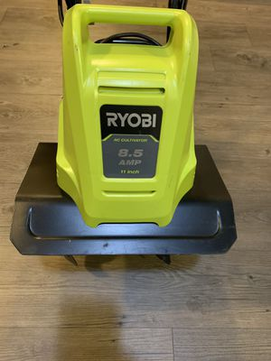 Ryobi Electric Tiller/Cultivator for Sale in Largo, FL